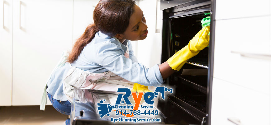 Oven Cleaning and Kitchen Cleaning in Rye NY - Rye Cleaning Services